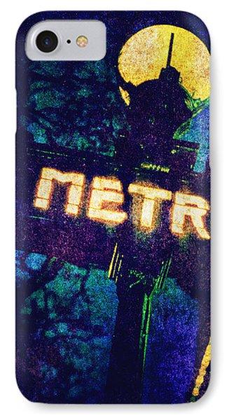 Metro Phone Case by Skip Nall