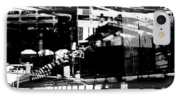 Metropolis Zurich 1 IPhone Case