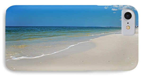 IPhone Case featuring the photograph Mexico Beach by Kay Lovingood