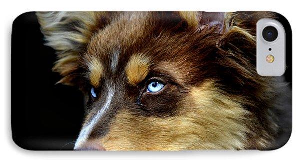 Mickey Blue Eyes IPhone Case