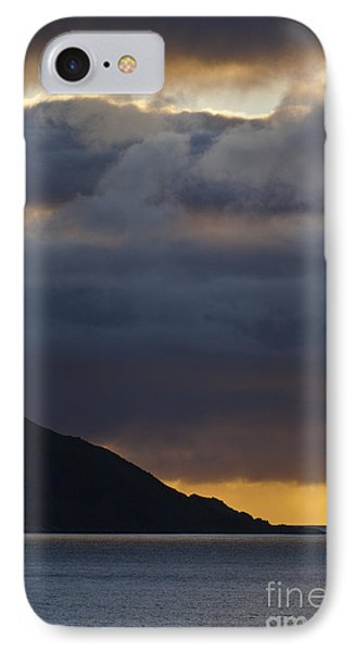 Mid-summer Night Blues Phone Case by Heiko Koehrer-Wagner