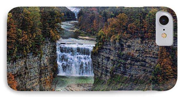 IPhone Case featuring the photograph Middle Land by Tammy Espino