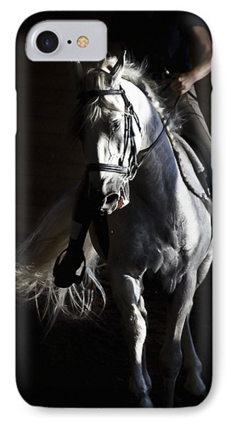 IPhone Case featuring the photograph Midnight Ride by Wes and Dotty Weber
