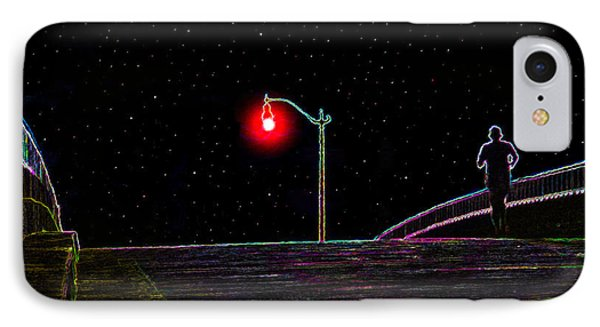 Midnight Run Phone Case by David Lee Thompson