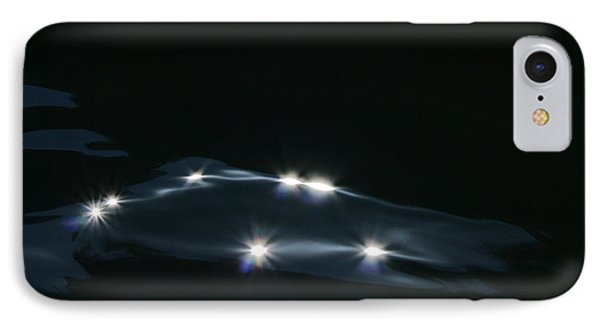 IPhone Case featuring the photograph Midnight Wave by Cathie Douglas