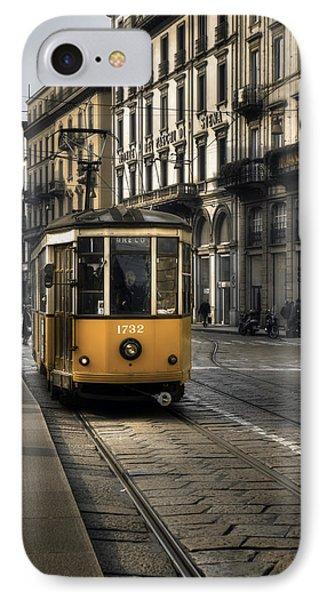 Milan Italy Phone Case by Joana Kruse
