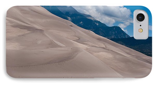 IPhone Case featuring the photograph Miles Of Sand by Colleen Coccia
