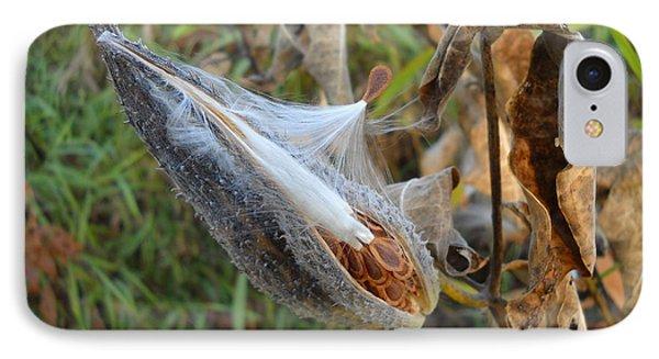 Milkweed - Spread Thy Seed IPhone Case