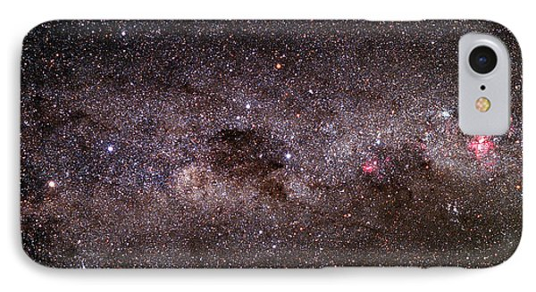 Milky Way Phone Case by Dr Fred Espenak