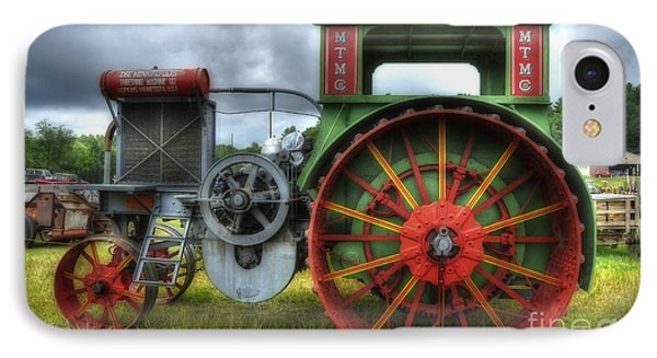 IPhone Case featuring the photograph Minneapolis Threshing Machine Co. by Trey Foerster
