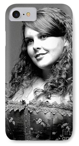Miss Rachel Phone Case by Kathleen Struckle