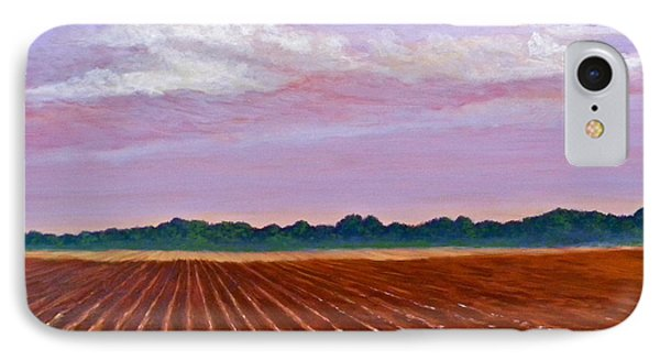 Mississippi Land And Sky IPhone Case by Jeanette Jarmon