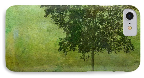 Misty Country Lane Phone Case by Judi Bagwell
