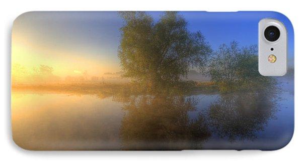 Misty Dawn 1.0 Phone Case by Yhun Suarez