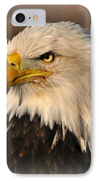Misty Eagle Phone Case by Marty Koch