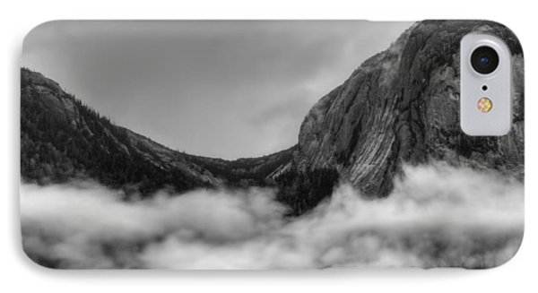 Misty Fjords Ketchican Alaska IPhone Case by Julie VanDore