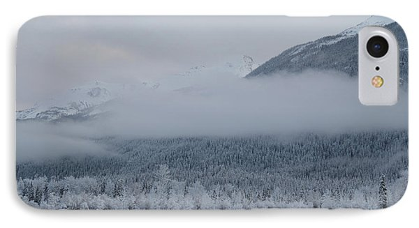 Misty Mountain Phone Case by Kim French