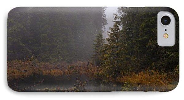 Misty Solitude Phone Case by Mike Reid