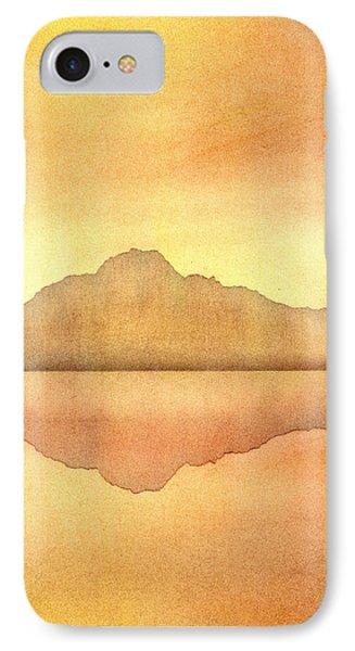 Misty Sunset IPhone Case by Hakon Soreide