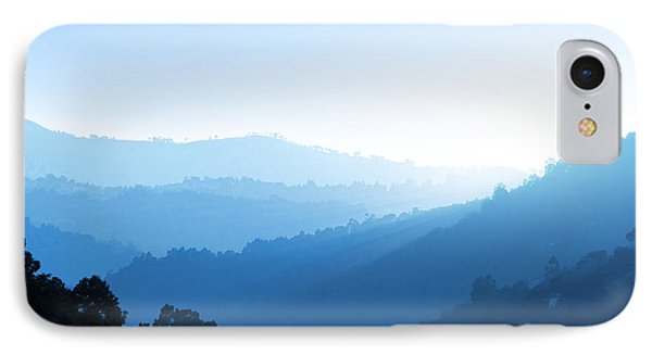 Misty Valley Phone Case by Carlos Caetano