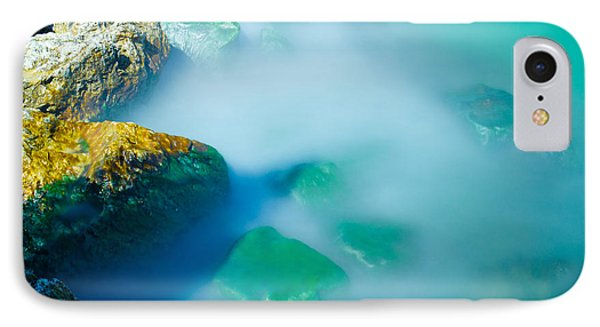 Misty Water IPhone Case by Jonah  Anderson