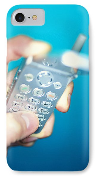 Mobile Phone Use Phone Case by Lawrence Lawry