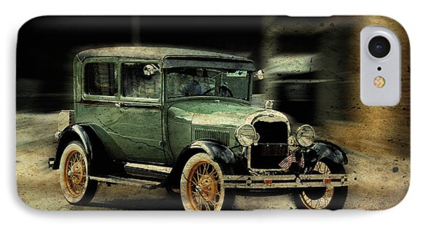 Model T IPhone Case by Janice Adomeit