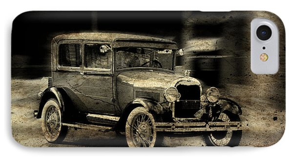 Model T No. 2 IPhone Case by Janice Adomeit