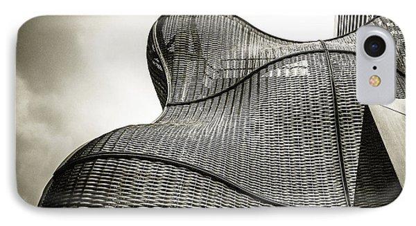 Modern Basket Weaving In London Phone Case by Lenny Carter