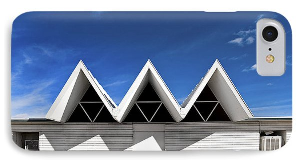 Modern Building Roofing Phone Case by Eddy Joaquim
