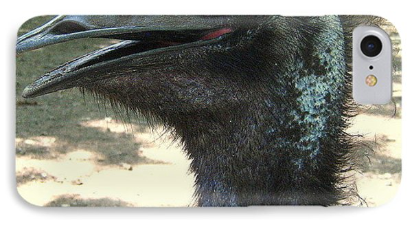 IPhone Case featuring the photograph Mohawk by Bruce Carpenter