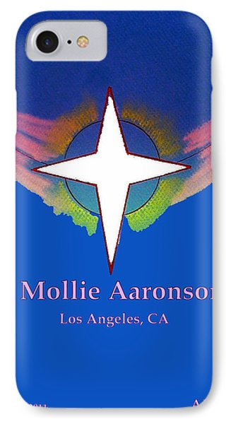 Mollie Aaronson IPhone Case by Ahonu