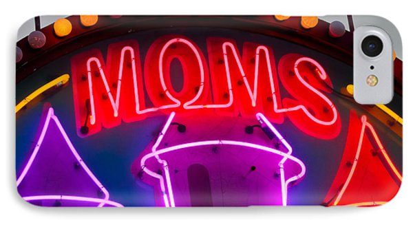 Moms Place Phone Case by Mitch Shindelbower
