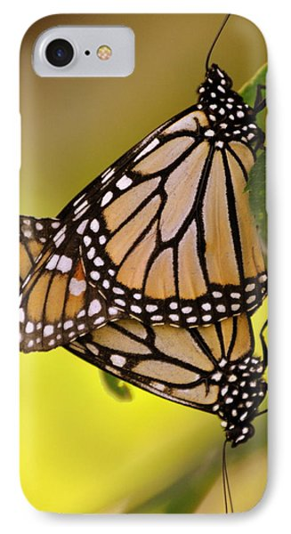 Monarch Bliss Phone Case by Marty Koch