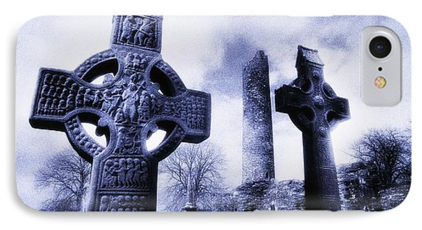 Monasterboice, Co Louth, Ireland Phone Case by The Irish Image Collection