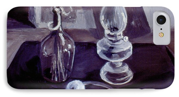 Monotone Still Life 1977 Phone Case by Nancy Griswold