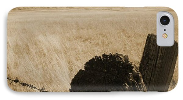 Montana Vista IPhone Case by Bruce Patrick Smith