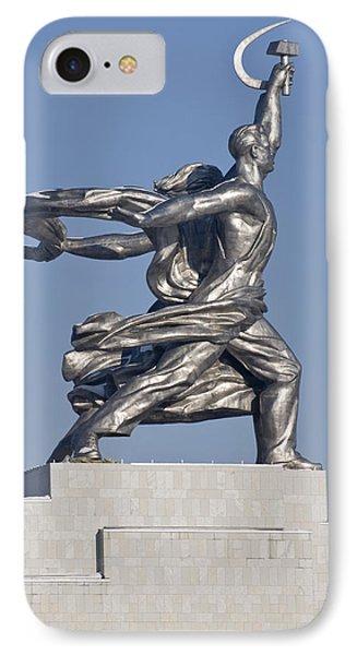Monument Phone Case by Igor Sinitsyn