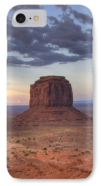 Monument Valley - Merrick Butte Phone Case by Saija  Lehtonen