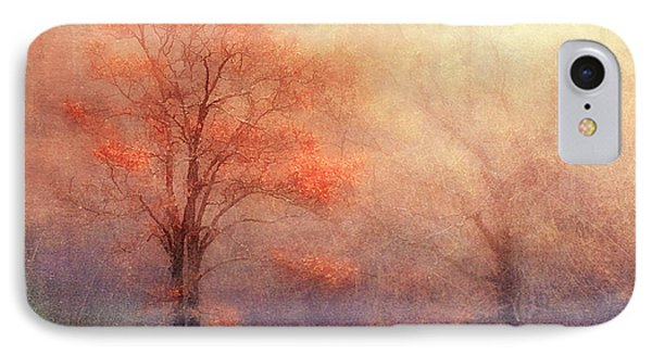 Moods Of Autumn Phone Case by Darren Fisher