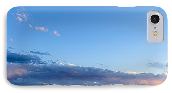 Moon Above The Horizon IPhone Case by Monte Stevens
