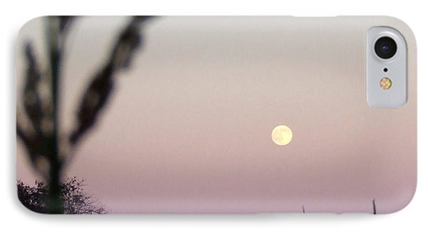 Moon IPhone Case by Andrea Anderegg
