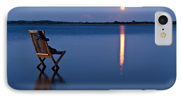 IPhone Case featuring the photograph Moon Boots by Gert Lavsen