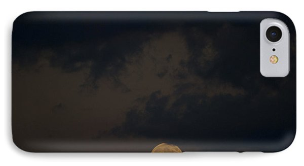 Moon Rising 03 Phone Case by Thomas Woolworth