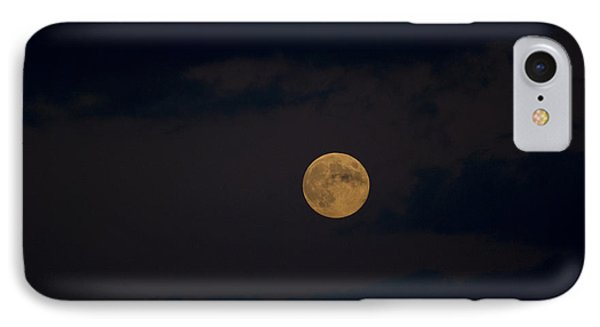 Moon Rising 05 Phone Case by Thomas Woolworth