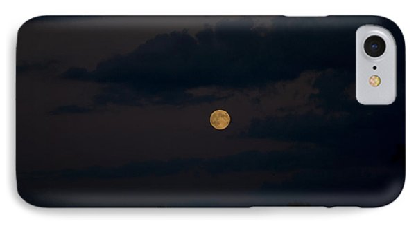 Moon Rising 06 Phone Case by Thomas Woolworth