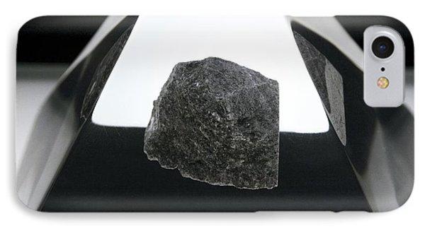 Moon Rock Sample Phone Case by Detlev Van Ravenswaay
