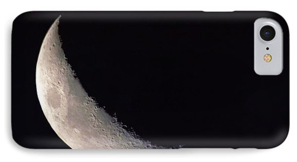 Moon Shadow IPhone Case by Sue Stefanowicz