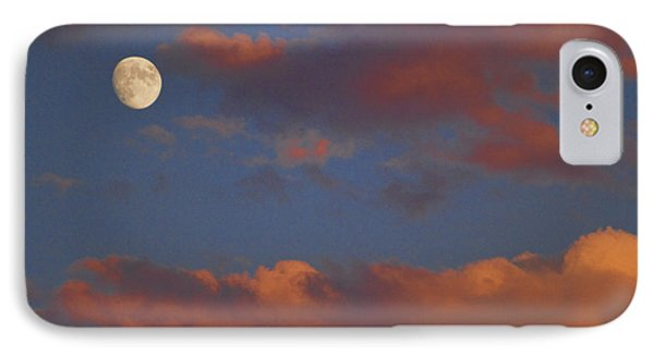 Moon Sunset Phone Case by James BO  Insogna