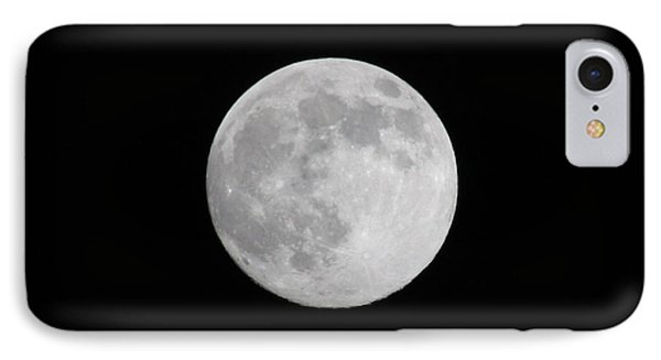 Moon Time Phone Case by Cathie Douglas